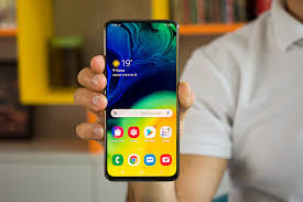 Samsung Galaxy A80 slim