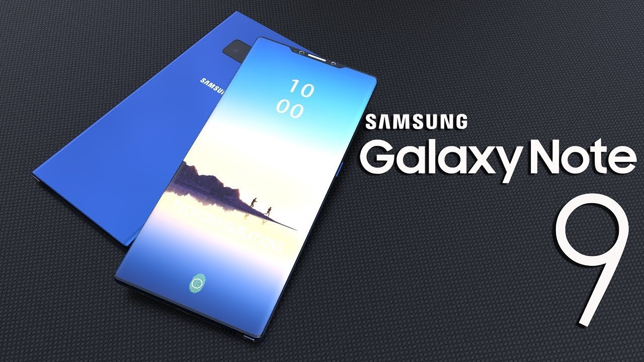Photo of Samsung Galaxy Note 9 Specification 2018