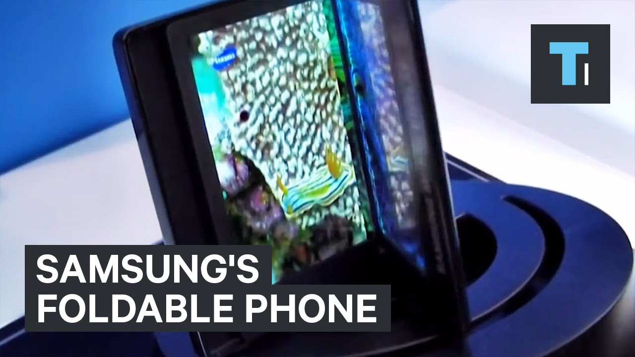 Samsung Fodable Phone Release Date 1