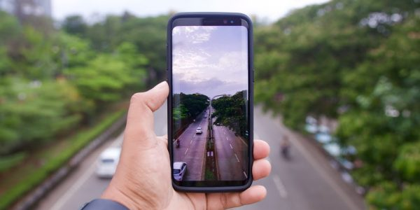 Samsung Galaxy S8 Primary Camera