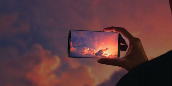 samsung Galaxy S8 9 Mp Recording
