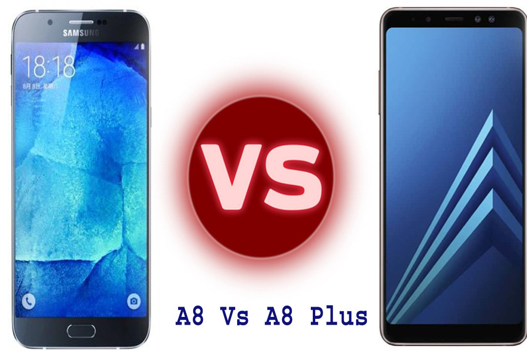 Photo of Samsung Galaxy A8 vs A8 plus
