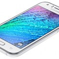 Samsung Galaxy J1 2016 design