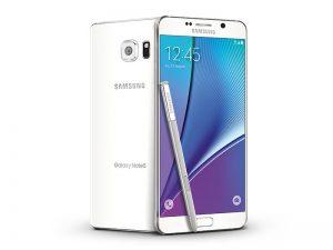 Samsung Galaxy Note 5 body