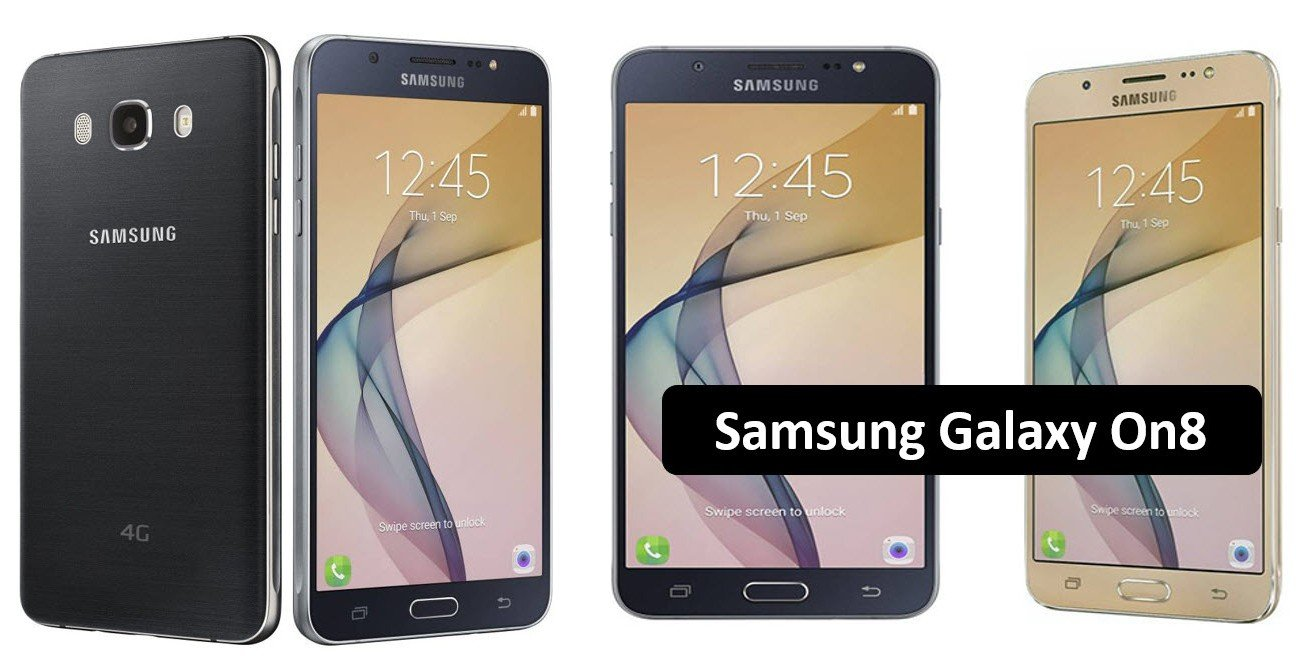 Samsung Galaxy On8 : Price Specs & Review 1