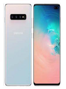 Samsung Galaxy S10 + price