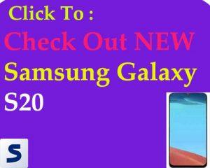 samsung galaxy S20 Price now