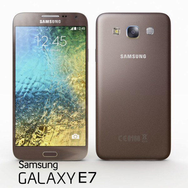 Samsung Galaxy E7 2015 Price & Specification