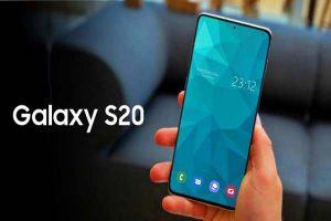 Galaxy S20 Design