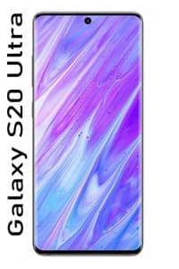 Galaxy S20 Ultra price