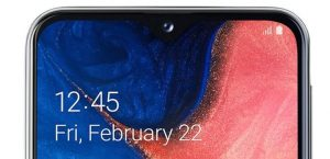 Samsung Galaxy A20e ca,era