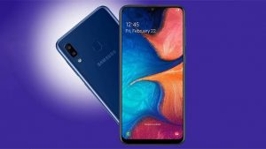 Samsung Galaxy A20e price