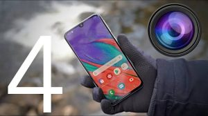 Samsung Galaxy A40s camera