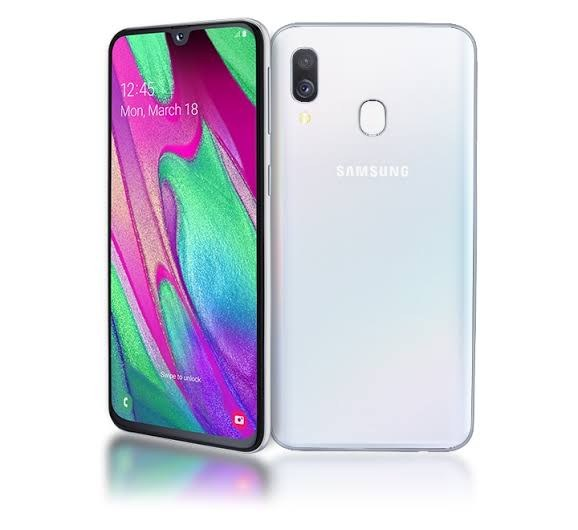 Samsung Galaxy A40s Price & Specification