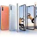 Samsung Galaxy A41 design