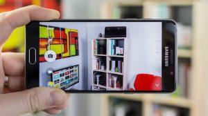 Samsung Galaxy A5 2018 camera