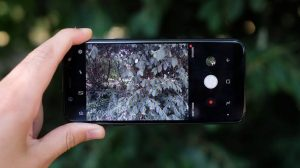 Samsung Galaxy A6S camera