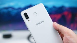 Samsung Galaxy A8 Star camera