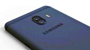 Samsung Galaxy C10 camera
