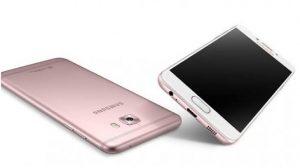 Samsung Galaxy C10 design