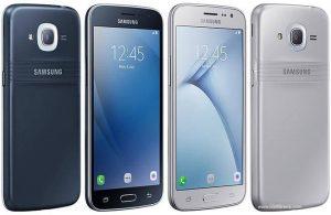 Samsung Galaxy J2 Pro design