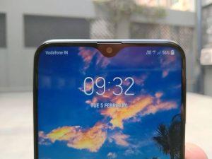 Samsung Galaxy M20s camera