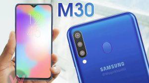 Samsung Galaxy M30 camera