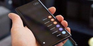 Samsung Galaxy Note 10 5G design