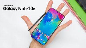 Samsung Galaxy Note 10E Specs