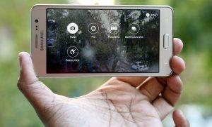 Samsung Galaxy On5 Pro camera
