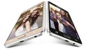 Samsung Galaxy On7 Pro design