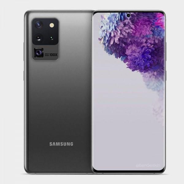 [512GB] Samsung Galaxy S20 Ultra 512GB Price & Specification