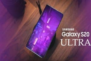 Samsung Galaxy S20 Ultra Design