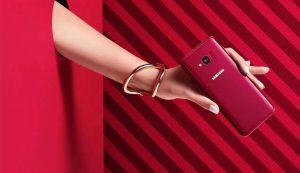 Samsung Galaxy S8 Lite design