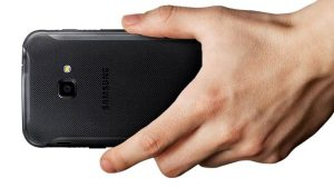 Samsung Galaxy Xcover 4s camera
