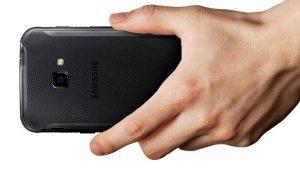Samsung Galaxy Xcover 4s camera