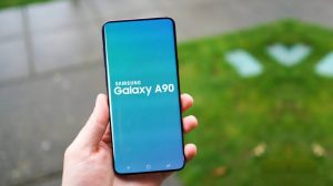 samsung galaxy a90 display