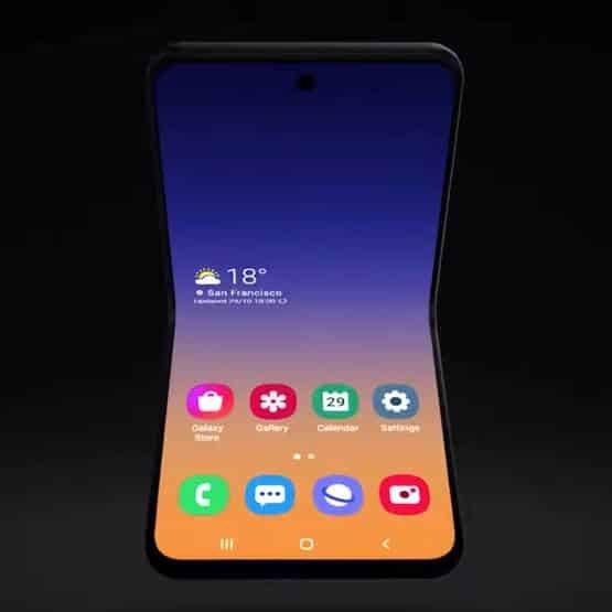 Samsung Galaxy Fold 2 Price & Specification