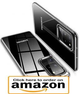 Galaxy S20 ultra thin case
