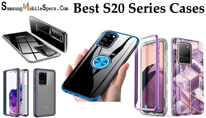 best Galaxy s20 cases and covers