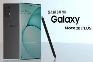 samsung galaxy note 20 plus price