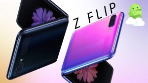 samsung galaxy z flip camera