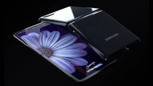 samsung galaxy z flip display