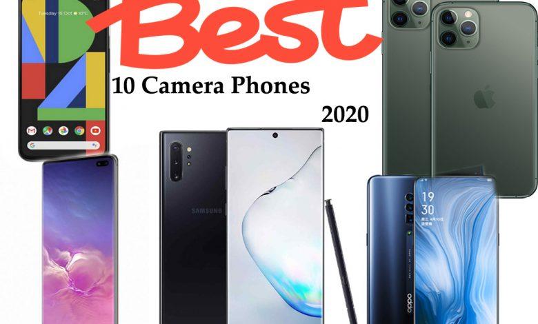 Best Camera Phone 2020