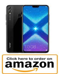 Honor 8 x Best phone under 300 dollars