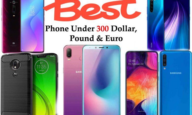 Samsung Best Phone under 300 dollar