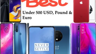 Photo of Top 10 Best Phones under 500