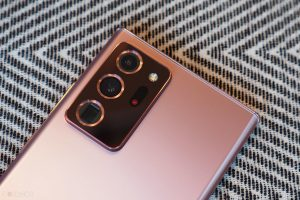 Samsung Galaxy Note 21 Camera