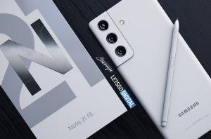 Samsung Galaxy Note 21 Design